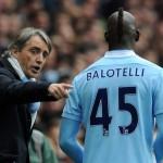 Balotelli & Mancini